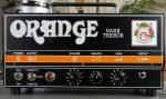 Orange Dark Terror Guitar Head