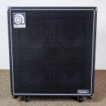 "Ampeg SVT-410HE 500W 4x10"" Bass Cab"