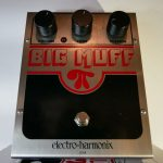 Electroharmonix Big Muff Pi Pedal