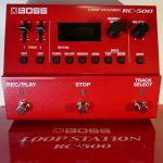 Boss RC-500 Loop Station Pedal