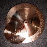 Paiste PST5 China and Splash Cymbals