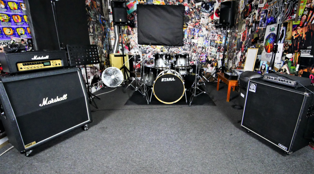 The Poster Room at One Louder Studios Newport