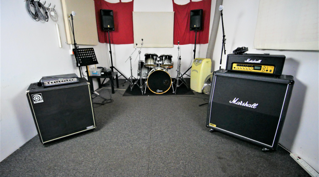 The White Room at One Louder Studios Newport